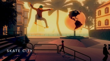 "Skate City ""скоро"" прикатит на PC и консоли"
