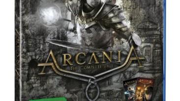 Arcania: The Complete Tale для PS4 ожидается в мае