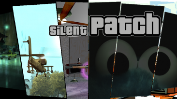 """Grand Theft Auto: San Andreas """"SilentPatchSA 1.1 build 22"""""""