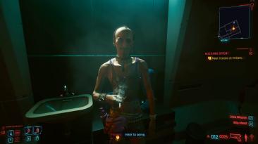 "Cyberpunk 2077 ""Дружелюбный Фингерс"""