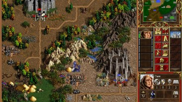 Heroes of Might and Magic 3: The Restoration of Erathia: Чит-Мод/Cheat-Mode (Не умирать при потере города)