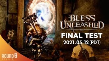 13 мая начнётся финальное ЗБТ Bless Unleashed