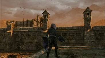 Dark Souls 2 [PVP] - Чёрный Ворон