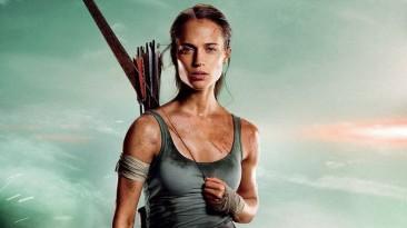 """Официально: сиквел """"Tomb Raider: Лара Крофт"""" с Алисией Викандер выйдет в марте 2021"""