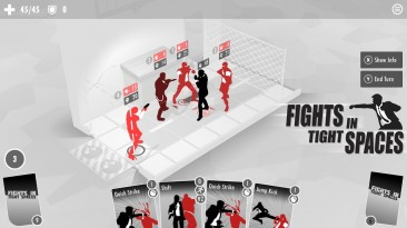 "Мордобойная стратегия ""Fights in Tight Spaces"" готова к раннему доступу на PC"