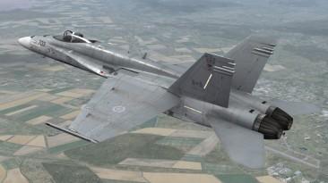 "DCS World ""F/A-18C Hornet: ВВС Канады"""