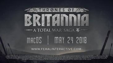Total War Saga: Thrones of Britannia - Выходит на macOS