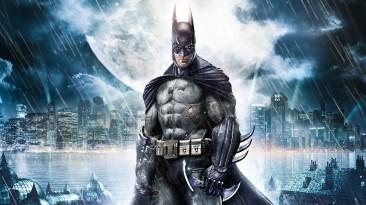 Old-обзор Batman: Arkham Asylum