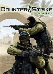 Обложка игры Counter-Strike: Source