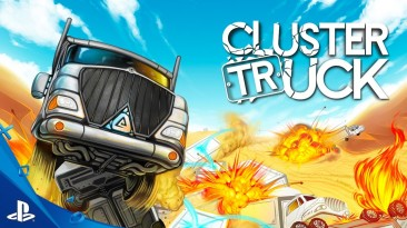 Платформер Clustertruck стал доступен для PC и PlayStation 4