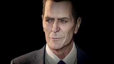 Фанат показал ремейк G-Man из Half-Life 2 на Source 2