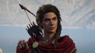Шрейер: Кассандра должна была стать единственным протагонистом AC Odyssey, но боссы велели добавить героя-мужчину