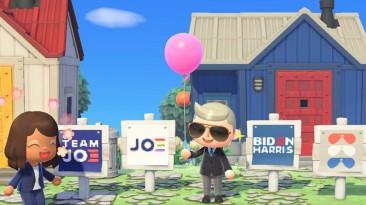Nintendo запретила маркетинговые и политические кампании в Animal Crossing