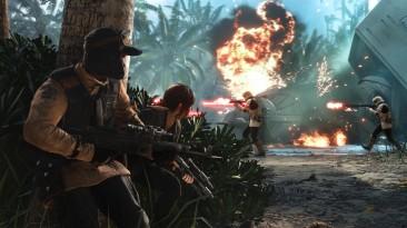 DICE больше не будет выпускать новые материалы для Star Wars: Battlefront