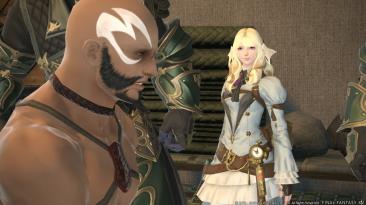 Последнее обновление Final Fantasy XIV представляет новое реликтовое оружие