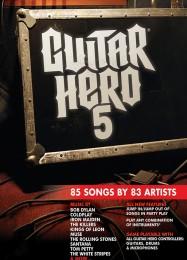 Обложка игры Guitar Hero 5