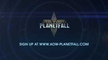 Представлен трейлер Age of Wonders: Planetfall