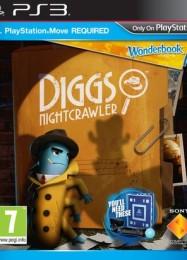 Обложка игры Wonderbook: Diggs Nightcrawler