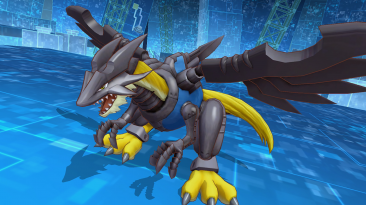 Состоялся релиз Digimon Story Cyber Sleuth: Complete Edition
