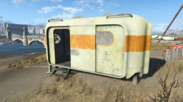 """Fallout 4 """"Капсульный дом"""""""