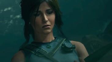 Shadow of the Tomb Raider (геймплей Gamescom 2018) - русский и ламповый - VHSник