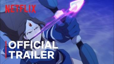 Вышел дебютный трейлер аниме DOTA: Dragon's Blood
