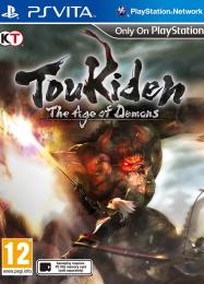 Обложка игры Toukiden: The Age of Demons