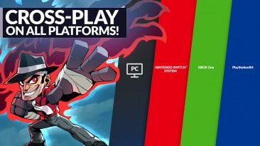 Free-To-Play файтинг Brawlhalla получил кросс-плей между Xbox One, PlayStation 4, Nintendo Switch и PC