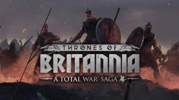 Журналисты сдержанно хвалят Total War Saga: Thrones of Britannia