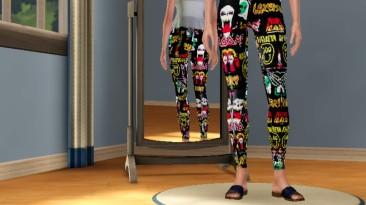 "The Sims 3 ""Рок легинсы"""