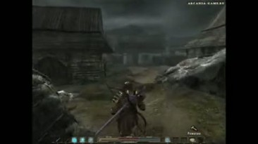 """Arcania: Gothic 4 """"Russian Gameplay Trailer"""""""