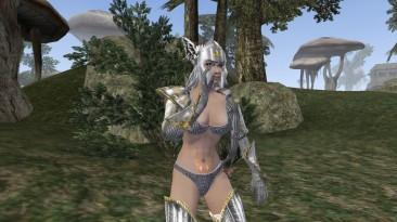 "Morrowind ""Азурийская военная броня"""