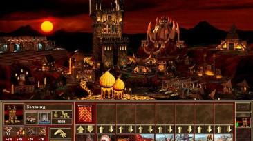 Heroes of Might and Magic 3: The Restoration of Erathia: Чит-Мод/Cheat-Mode (Продвинутый Инфернус для мода МОР) [1.5]