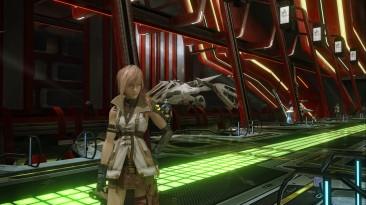 Для Final Fantasy XIII вышел HD текстурный пак весом 5.3 ГБ