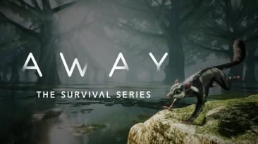 Доступна бесплатная демоверсия Away: The Survival Series