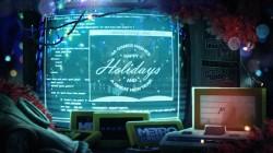 Студия 4A Games поздравила с Новым годом