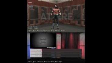 "WWE 2K19 ""Custom 2K20 Themed (Main Menu) MOD"""