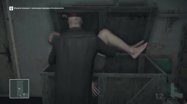 A normal day of a Hitman 2016