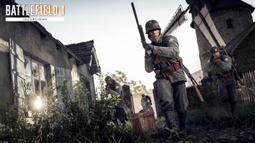 """Battlefield 1 - сценарий """"Огонь и лед"""" уже доступен"""
