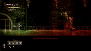 Новый гейплейный ролик Dark Devotion показывает битву с боссом Martyr The Shredded