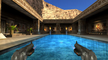 """Serious Sam: The First Encounter """"SS2_Colt By Serious Alexej"""""""