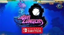 На Nintendo Switch вышел кооперативный платформер Aqua Lungers