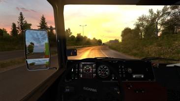 "Euro Truck Simulator 2 ""HDR Графика & Погода Патч 2.0 [By SrInsane]"""