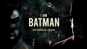 Фанат создал игру про Бэтмена на основе фильма Тима Бёртона
