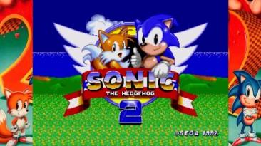 Ранние версии #1 Sonic the hedgehog 2