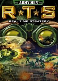 Обложка игры Army Men: RTS