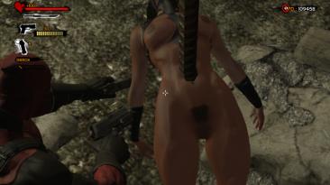 """Deadpool """"Nude Mod (Arclight)"""""""