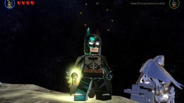 "LEGO Batman 3: Beyond Gotham ""Batman - The Dark Knight Rises Skin"""