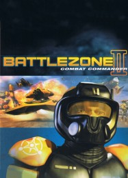 Обложка игры Battlezone 2: Combat Commander