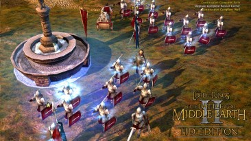 """The Battle for Middle-earth 2 """"War Of The Nations 1.0 Beta - Война Народов 1.0 Бета"""""""
